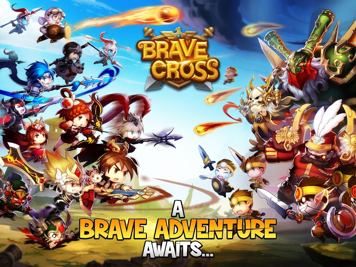 Brave Cross Screenshot 8