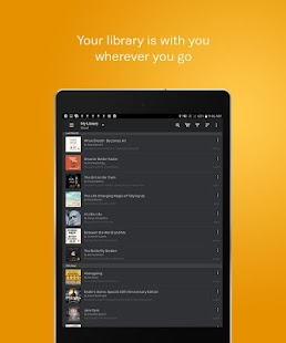 APK App Audiobooks from Audible for iOS
