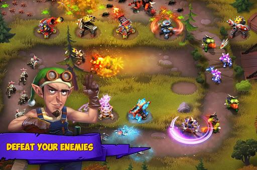 Viber Defenders screenshot 2