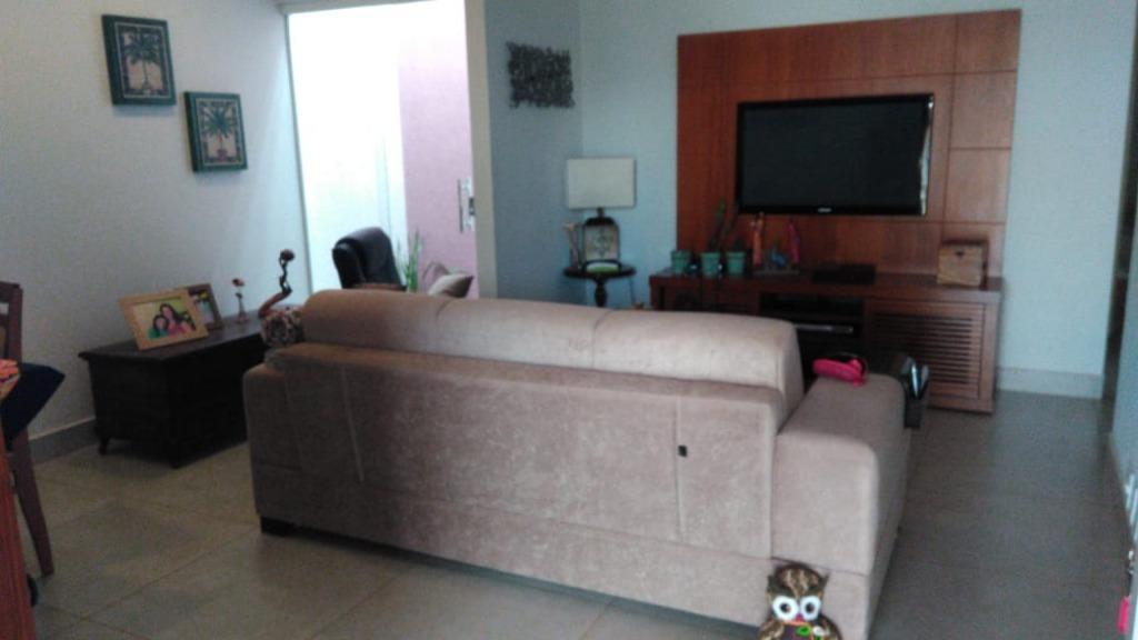 Casa com 3 dormitórios à venda, 115 m² por R$ 360.000 - Residencial Morada Du Park - Uberaba/MG