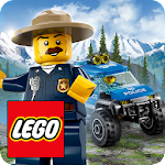 LEGO® City game - new Mountain Police fun! Icon