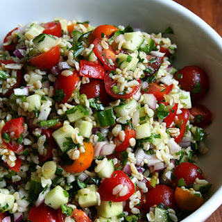 Tabbouleh Cracked Wheat Recipes