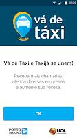 Screenshot of Vá de Táxi Taxista