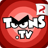 ToonsTV: Angry Birds video app for Lollipop - Android 5.0