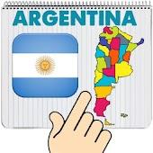 Juego del Mapa de Argentina APK for Ubuntu