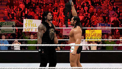 Wrestling WWE Updates