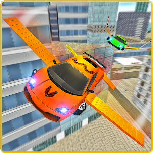 Flying Sports Muscle Car Sim for Android
