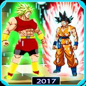 Super Saiyan Goku : SUPER BATTLE