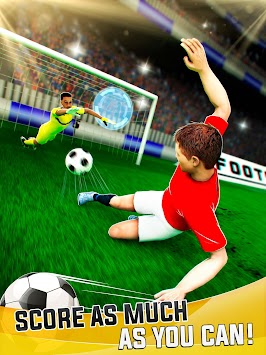 Manchester Devils Soccer - Football Goal Shooting APK screenshot thumbnail 5