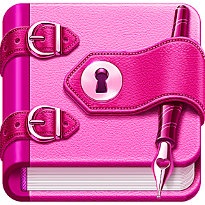 Diary with lock for PC-Windows 7,8,10 and Mac