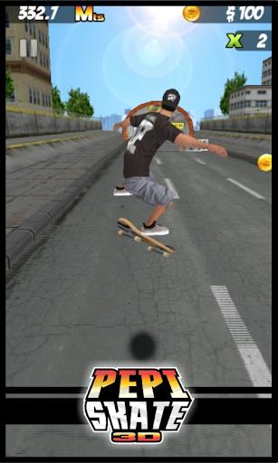 PEPI Skate 3D screenshot 1
