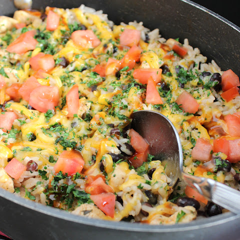 BBQ Ranch Chicken Skillet