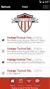VTS Mobile - screenshot