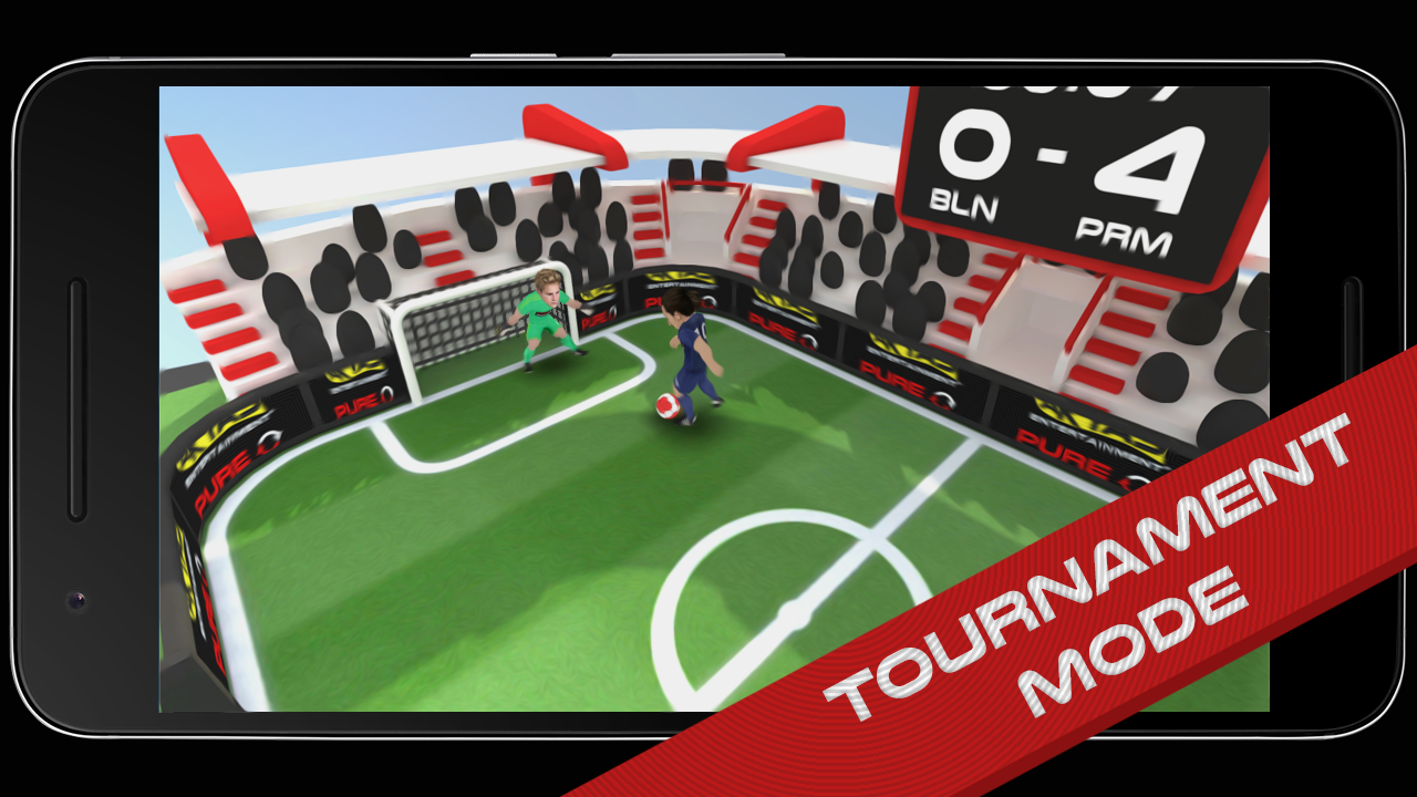 Pure Soccer Screenshot 3