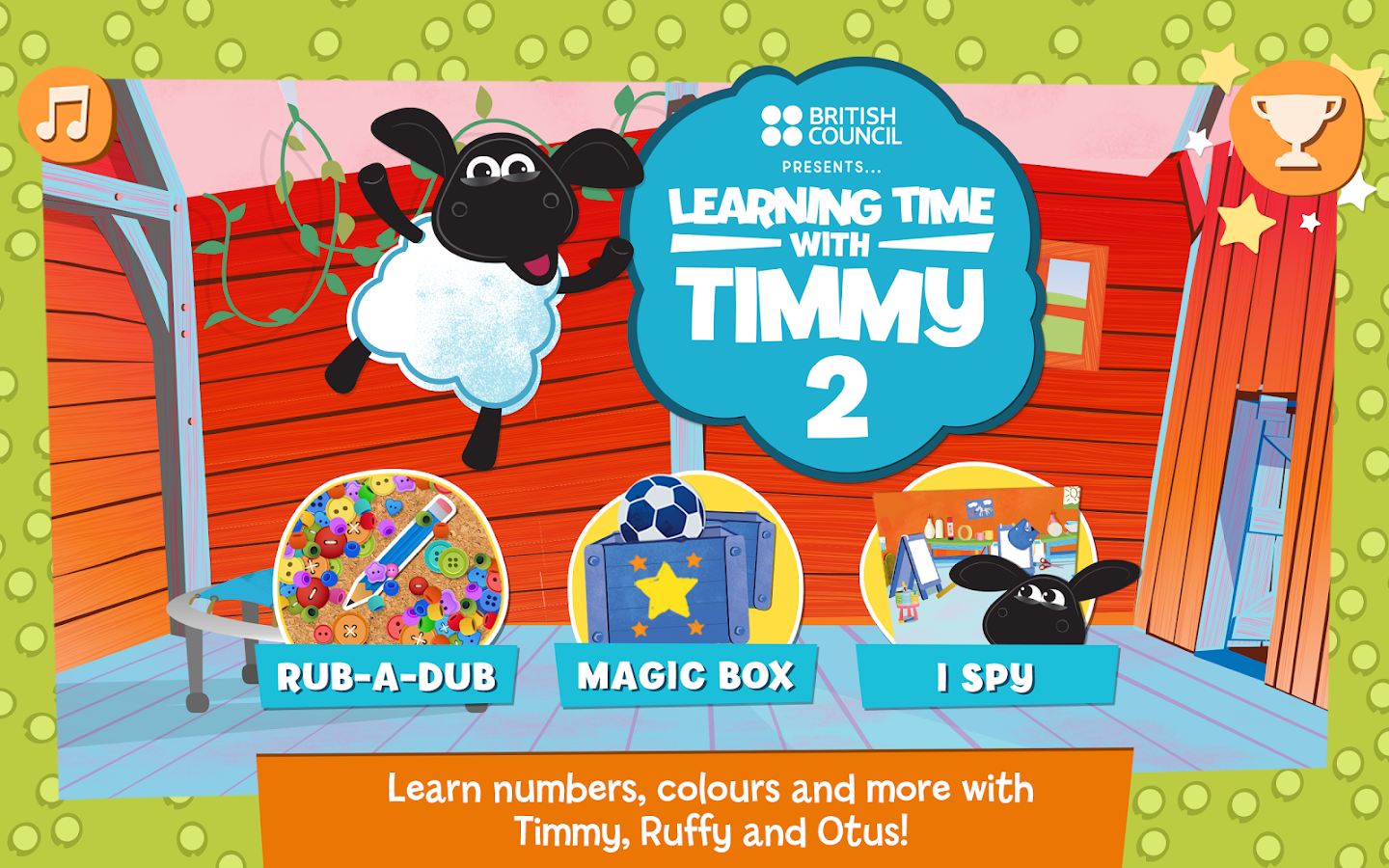 Learning Time With Timmy 2 Screenshot 5