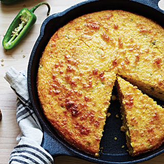 Spicy Jalapen?o Corn Bread
