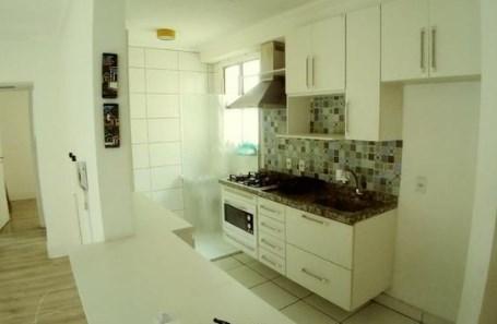 Apartamento com 2 dormitórios à venda, 57 m² por R$ 231.100,00 - Parque Villa Flores - Sumaré/SP