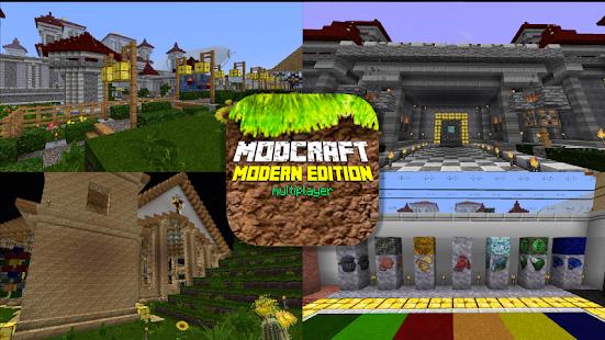Game Modcraft Modern Edition APK for Kindle