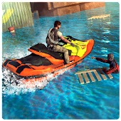 Free Jet Ski Rescue Simulator APK for Windows 8
