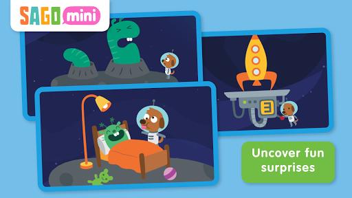Sago Mini Space Explorer - screenshot