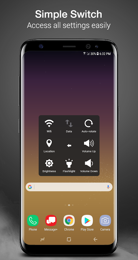 Assistive Touch for Android Screenshot 2