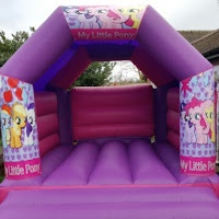 MY LITTLE PONY BOUNCY CASTLE FOR HIRE IN SURBITON AND SURREY