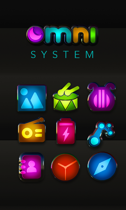 Omni Icon Pack Screenshot 3