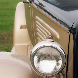 Car Show by Melissa Culp - Transportation Automobiles ( cars, engines, carshow, frontend, oldtimers )
