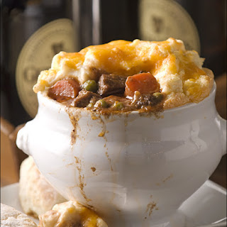 Guinness Beef Shepherd's Pie