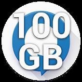 Download 100 GB Free Cloud Drive Degoo APK on PC