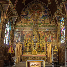Basilica of the Holy Blood by Antonello Madau - Buildings & Architecture Places of Worship