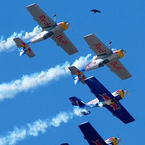 by Roopesh Anjumana - Transportation Airplanes