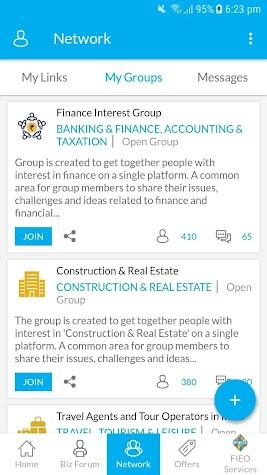 FIEO GlobalLinker Screenshot