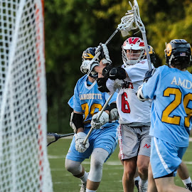Loaded Rocket by Michael Stefanich Jr. - Sports & Fitness Lacrosse ( #neenah, #sports, #lacrosse, #athletics, #mikestefanichjr, #wisconsin, #milwaukee, #rocket )