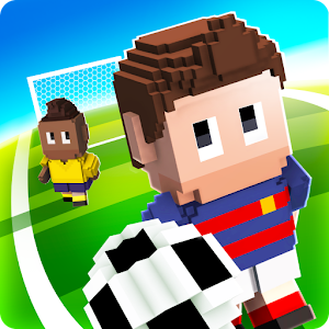 Blocky Soccer For PC