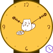 Free Download Watch face - Cat APK for Samsung