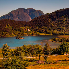 Norway by Stanley P. - Landscapes Travel