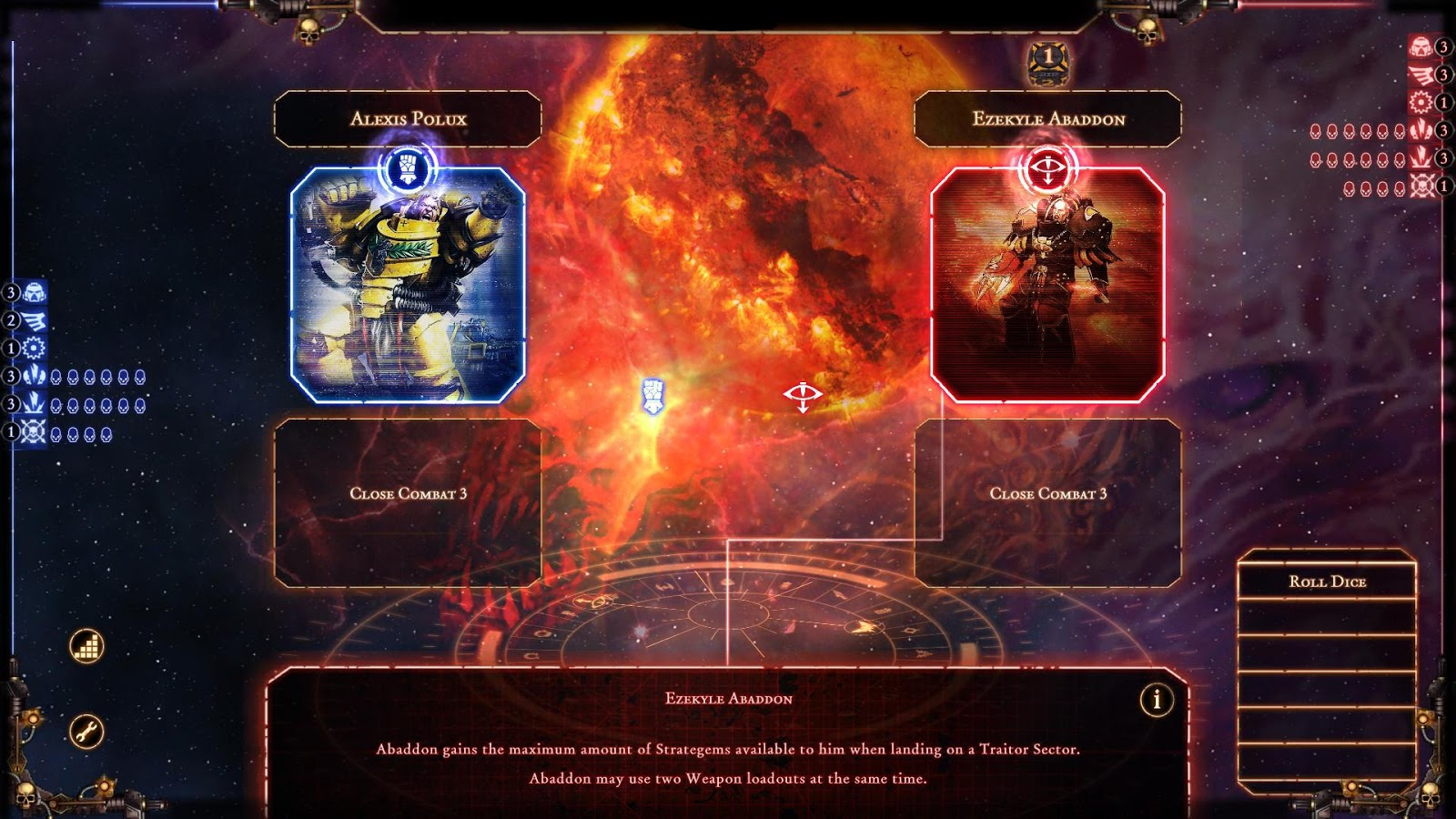 Talisman: The Horus Heresy Screenshot 3