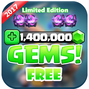 Gems for Clash Royale prank For PC (Windows & MAC)