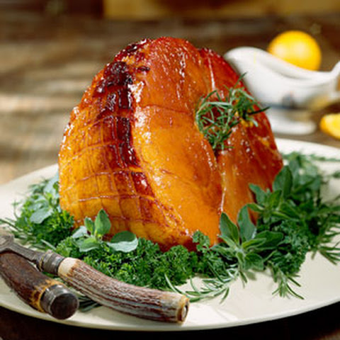 orange bourbon glazed ham recipe yummly orange bourbon glazed ham ...