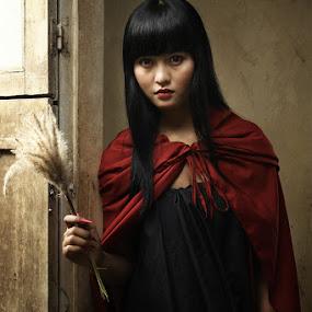 by Fahmi Hakim - People Portraits of Women ( pwcwindow )