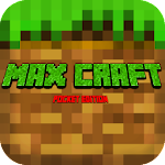 Max Craft : Pocket Edition 2018 Icon