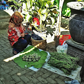 by Chrisna Ariwijaya - City,  Street & Park  Markets & Shops