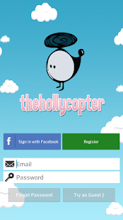 TheHollycopter - screenshot