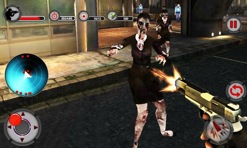 Zombie Kill Target Screenshot 3
