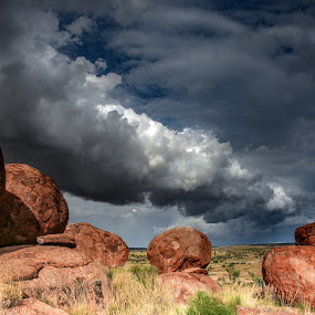 by Denise Flay - Landscapes Cloud Formations (  )