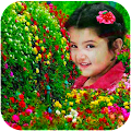 App Transparent Garden Photo Frame apk for kindle fire