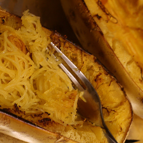 Weight Watchers Baked Spaghetti Squash