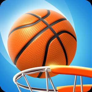 Basketball Tournament - Free Throw Game For PC