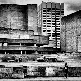 Bunker or Theatre by Matt Stevens - Buildings & Architecture Public & Historical